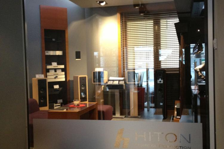 Showroom Hi-Ton