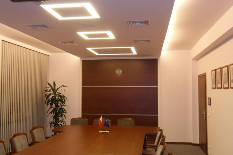 Sala konferencyjna INS Puławy