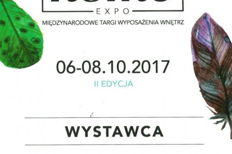 Targi Wnętrz Warsaw Home Expo 2017