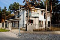 Dom pokazowy osiedla Wille nad Zalewem